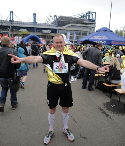 skarpety na maraton